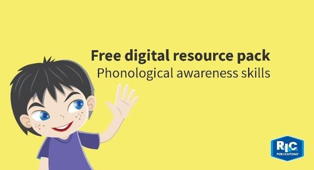 Free digital resource pack of Phonological awareness skills
