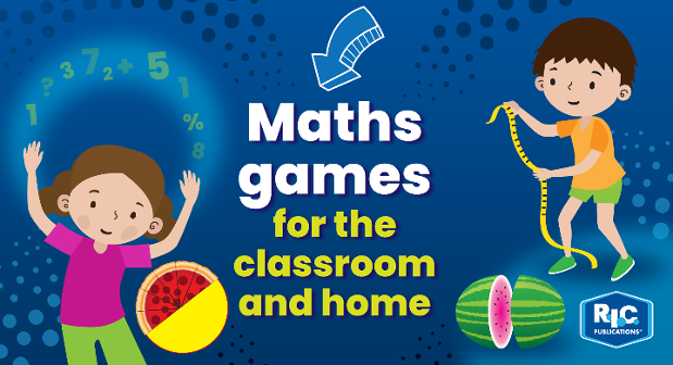 Math Games for the Classroom and Home
