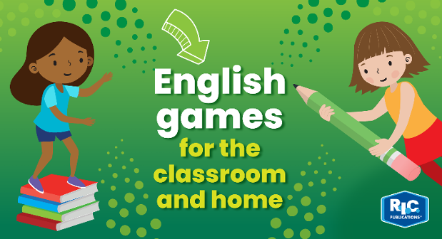 English games for the classroom and home