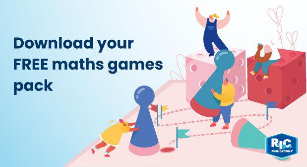 Maths games freebie