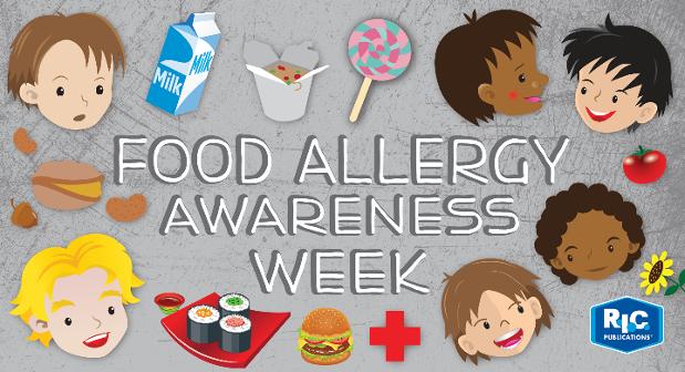 Food allergy awareness week 2019