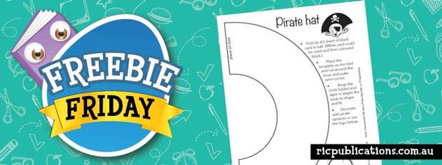 Freebie Friday - Talk like a pirate, me hearties!