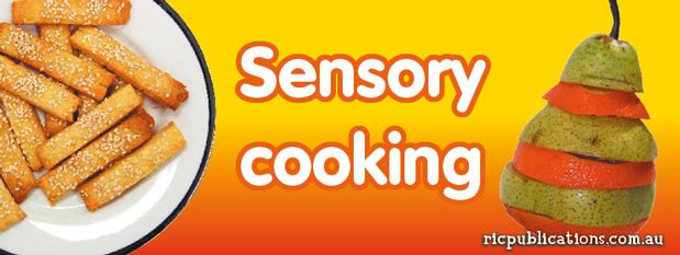 Sensory cooking activities