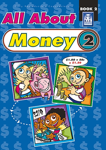 All about money Book 2 – Ages 6–7